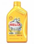 SHELL Helix HX6 10W-40 - 1L