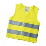 Detská Reflexná vesta - žltá farba
