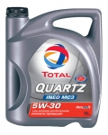 Total QUARTZ INEO MC3 5W-40 - 5L