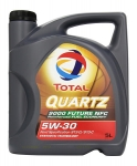 TOTAL QUARTZ 9000 FUTURE NFC 5W-30 - 5L