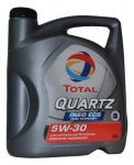 Total QUARTZ INEO ECS 5W-30 - 4L