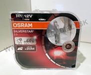 OSRAM SILVERSTAR 2.0 H1 12V / 55W - 2 ks - 64150SV2-HCB