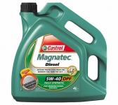 Castrol Magnatec Diesel DPF 5W-40 - 4L