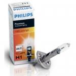 PHILIPS PREMIUM +30% H1 12V / 55W - 12258 PRC1