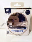 PHILIPS WHITE VISION H1 12V / 55W, 2 ks + 2ks w5w - 12258 ...