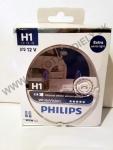 PHILIPS WHITE VISION H1 12V / 55W, 2 ks + 2ks w5w - 12258 ...