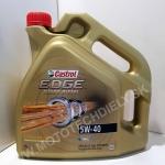 Castrol Edge Turbo Diesel Titanium 5W-40 - 4L