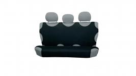 4CARS Autopoťahy tričko zadné čierne