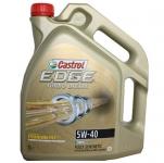 Castrol Edge Turbo Diesel Titanium 5W-40 - 5L