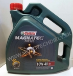 Castrol Magnatec Diesel B4 10W-40 - 4L