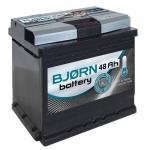 Autobatéria BJORN 12V, 48Ah, 460A - BA0480
