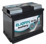 Autobatéria BJORN 12V, 56Ah, 580A - BA0560