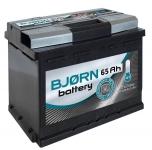 Autobatéria BJORN 12V, 65Ah, 640A - BA0650