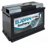 Autobatéria BJORN 12V, 77Ah, 770A - BA0770