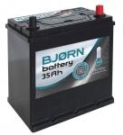 Autobatéria BJORN 12V, 35Ah, 310A - BA0350