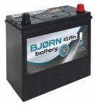 Autobatéria BJORN 12V, 45Ah, 340A - BA0450