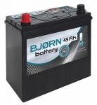 Autobatéria BJORN 12V, 45Ah, 340A +L - BA0451