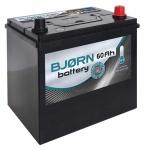 Autobatéria BJORN 12V, 60Ah, 480A - BA0600