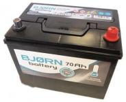 Autobatéria BJORN 12V, 70Ah, 580A - BA0700