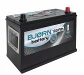 Autobatéria BJORN 12V, 100Ah, 750A - BA1010