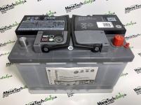 Autobatéria Originál VW Economy 12V 72Ah, P, 640A ...