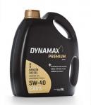 DYNAMAX PREMIUM ULTRA 5W-40 - 5L