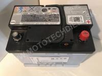 Autobatéria Originál VW Economy EFB 12V 59Ah, ...