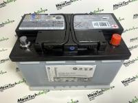 Autobatéria Originál VW Economy EFB 12V 70Ah, ...