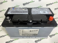 Autobatéria Originál VW Economy EFB 12V 79Ah, ...