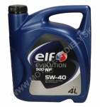 ELF Evolution 900 NF 5W-40 - 4L