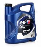 ELF Evolution 900 NF 5W-40 - 5L