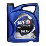 ELF Evolution 900 5W-50 - 4L