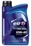 ELF Evolution 700 Turbo Diesel 10W-40 - 1L