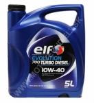 ELF Evolution 700 Turbo Diesel 10W-40 - 5L