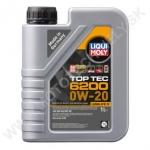 LIQUI MOLY - TOP TEC 6200 0W-20, 1L, 20780
