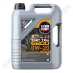 LIQUI MOLY - TOP TEC 6200 0W-20, 5L, 20781
