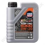 LIQUI MOLY - TOP TEC 6300 0W-20, 1L, 21210