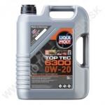 LIQUI MOLY - TOP TEC 6300 0W-20, 5L, 21211