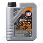 LIQUI MOLY - TOP TEC 4200 5W-30, 1L, 3706