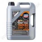 LIQUI MOLY - TOP TEC 4200 5W-30, 5L, 3707