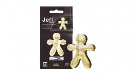 JEFF osviežovač vzduchu zlatý chrome -  Magic ...