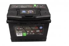Autobatéria Maxgear 12V, 62Ah, EFB, 580A, + P - 85-0002