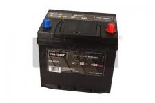 Autobatéria Maxgear 12V, 60Ah, 480A, + P - 85-0021