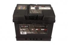 Autobatéria Maxgear 12V, 66Ah, 600A, + P - 85-0012