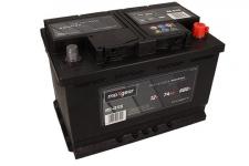 Autobatéria Maxgear 12V, 74Ah, 680A, + P - 85-0115