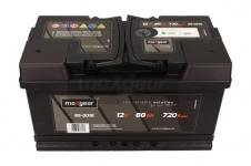 Autobatéria Maxgear 12V, 80Ah, 720A, + P - 85-0015