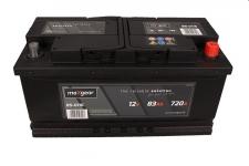 Autobatéria Maxgear 12V, 83Ah, 720A, + P - 85-0116