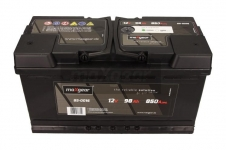 Autobatéria Maxgear 12V, 98Ah, 850A, + P - 85-0016
