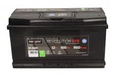Autobatéria Maxgear 12V, 100Ah, EFB, 900A, + P - 85-0008