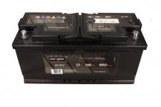 Autobatéria Maxgear 12V, 110Ah, 950A, + P - 85-0017